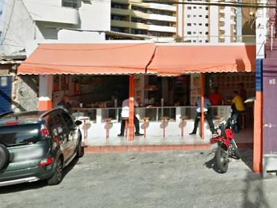 Larica's Lanches: Fachada (foto: Google Street View)