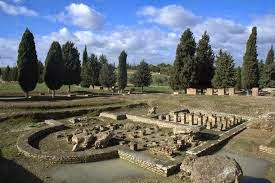 Ruínas de Itálica (Pincha en la Imagen)