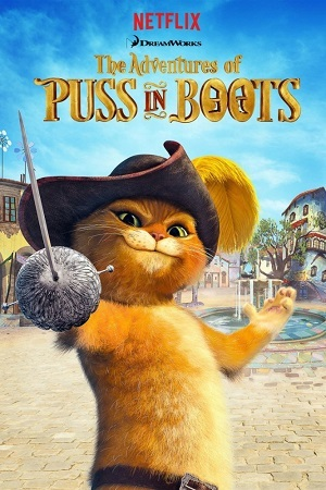 As Aventuras do Gato de Botas - 1ª Temporada Torrent Download