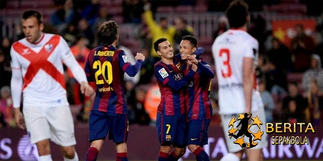 Barcelona Singkirkan Huesca dengan Agregat 12-1