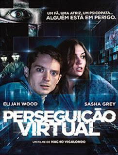 Perseguição Virtual - DVDRip Dual Áudio