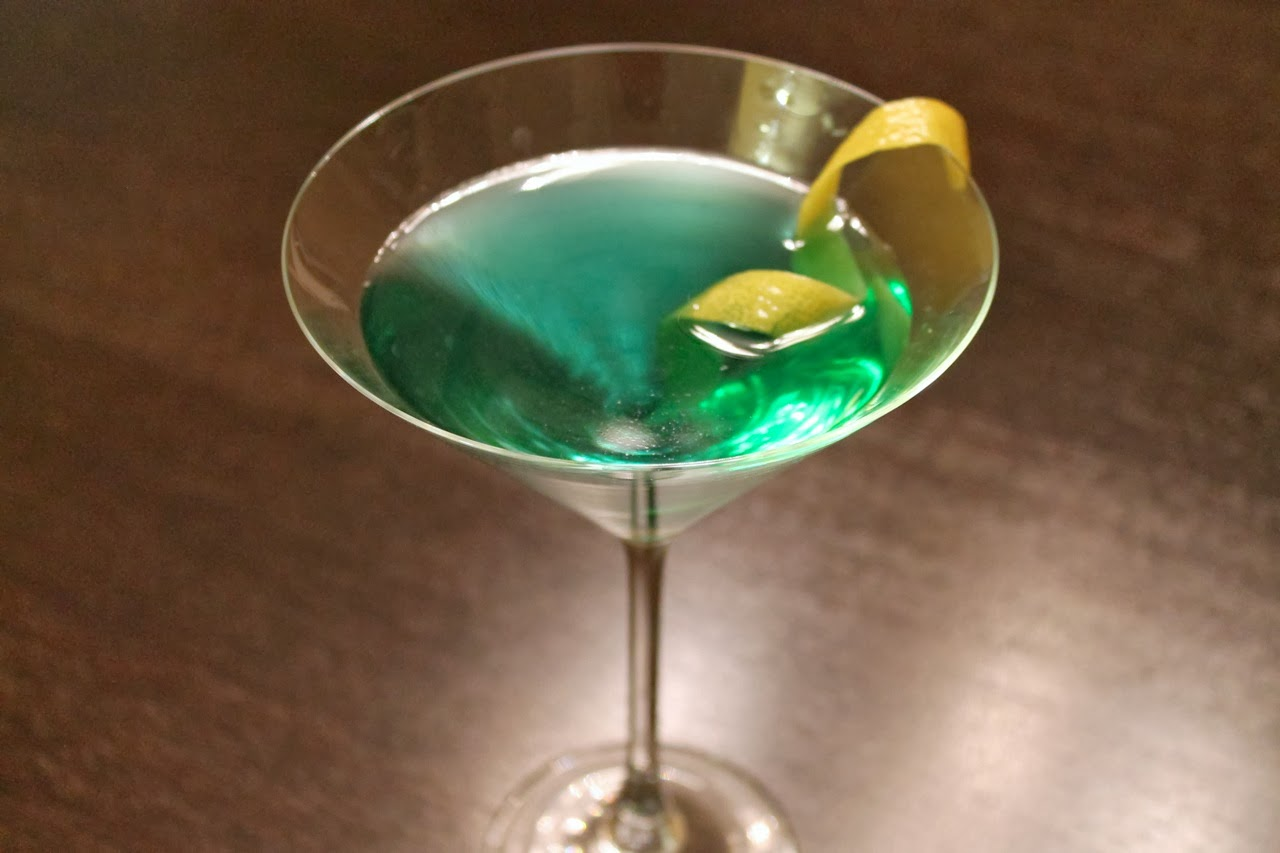 Oscar Cocktails Blue Jasmine
