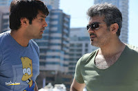 Aarambam Thala Ajith Movie Making