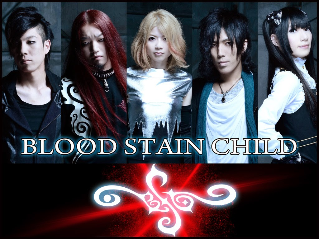 The Weekly Quickie:  Blood Stain Child, Golden Bomber, Plastic Tree, AvelCain, UNiTE, DaizyStripper, VAMPS, Lill