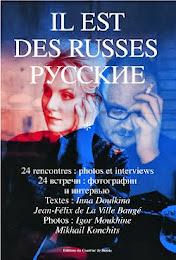 """книга: """"Il est des Russes / Pусские""""."""