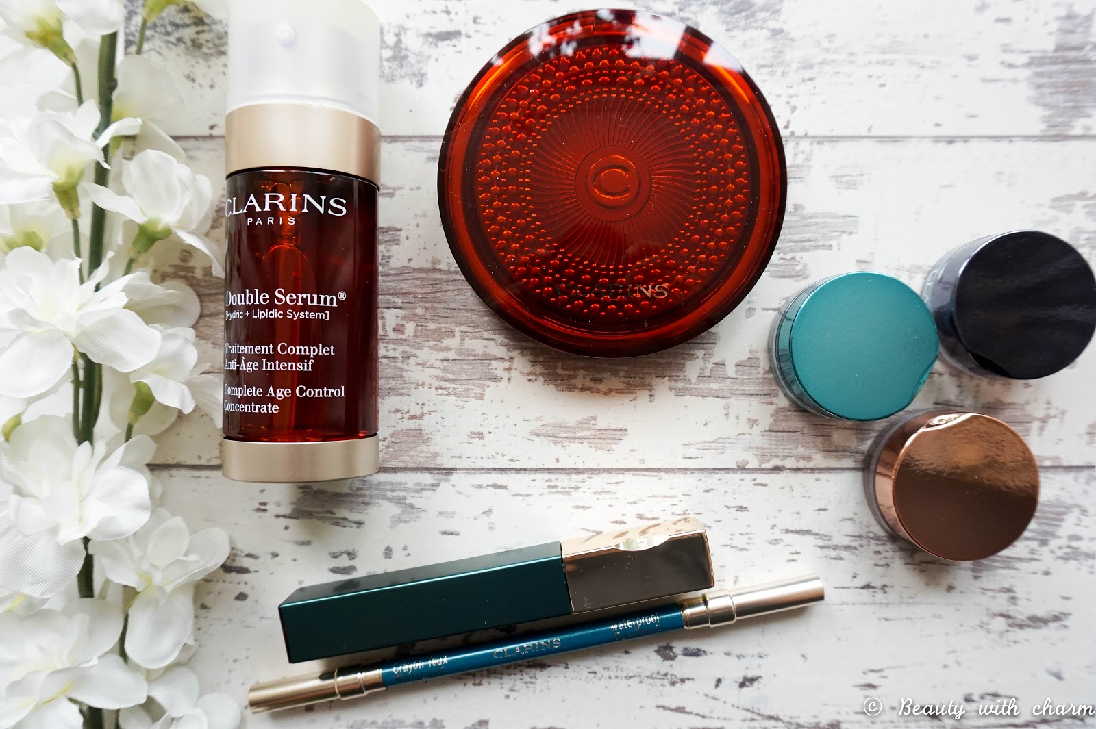 Clarins Aquatic Treasures Summer Collection