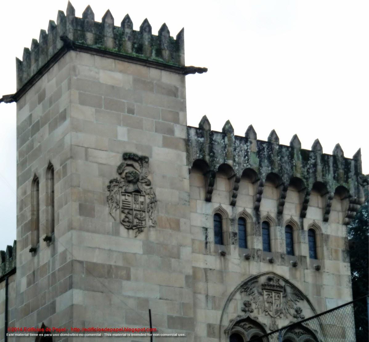 Actual Colegio Santo Ángel