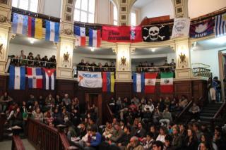 Balance del 1er. Dia del Congreso por la Integración Política Regional