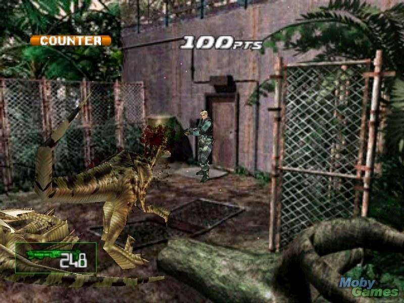 Game Dino Crisis 2