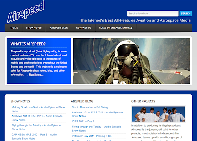 Airspeed Rolls Out New Website! This Site Now Archive-Only.