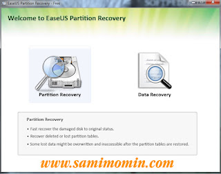 EASEUS Partition Recovery 5.6 with Serial Full Working