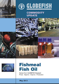 FAO Globefish Commodity Update: Fishmeal and fish oil