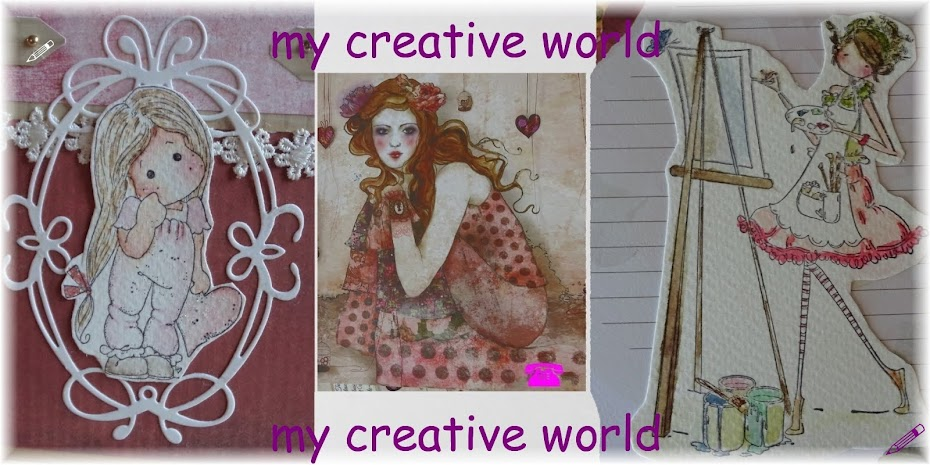 my creative world