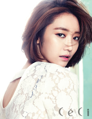 Go Joon Hee - Ceci Magazine July Issue 2013