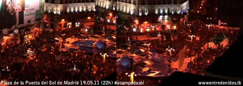 Entredenidos 39 los que se entretienen con la red 39 ver en for Puerta del sol hoy en directo