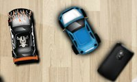 Oyuncak Arabanı Park Et Oyunu
