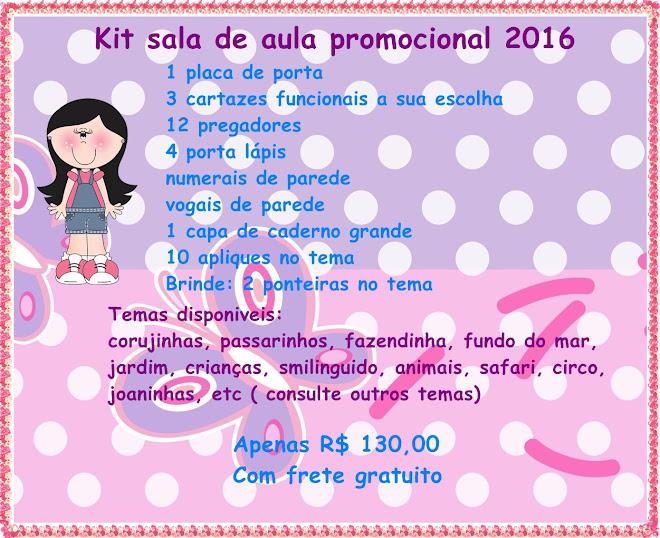 Kit promocional 2016