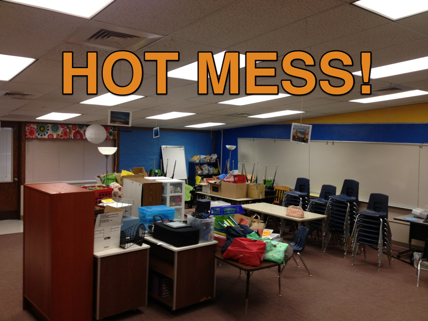 Classroom Quests August 2012