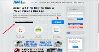Cara check handphone | Telefon ori ke tidak