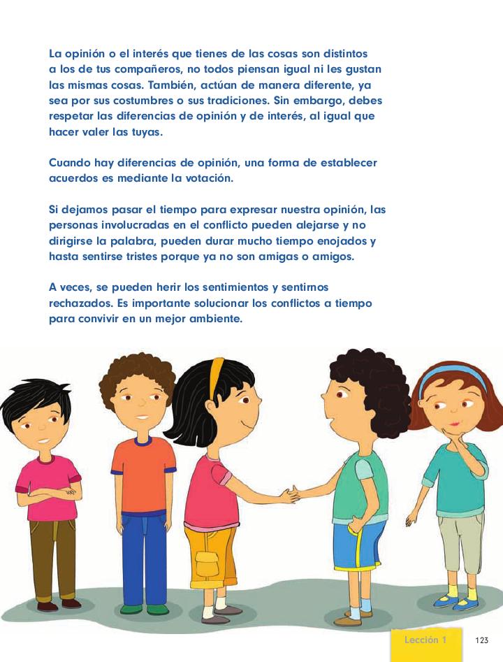 de ser escuchadas formación cívica y ética 2do bloque 5/2014-2015
