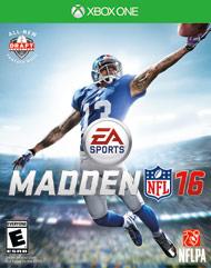Madden NFL16