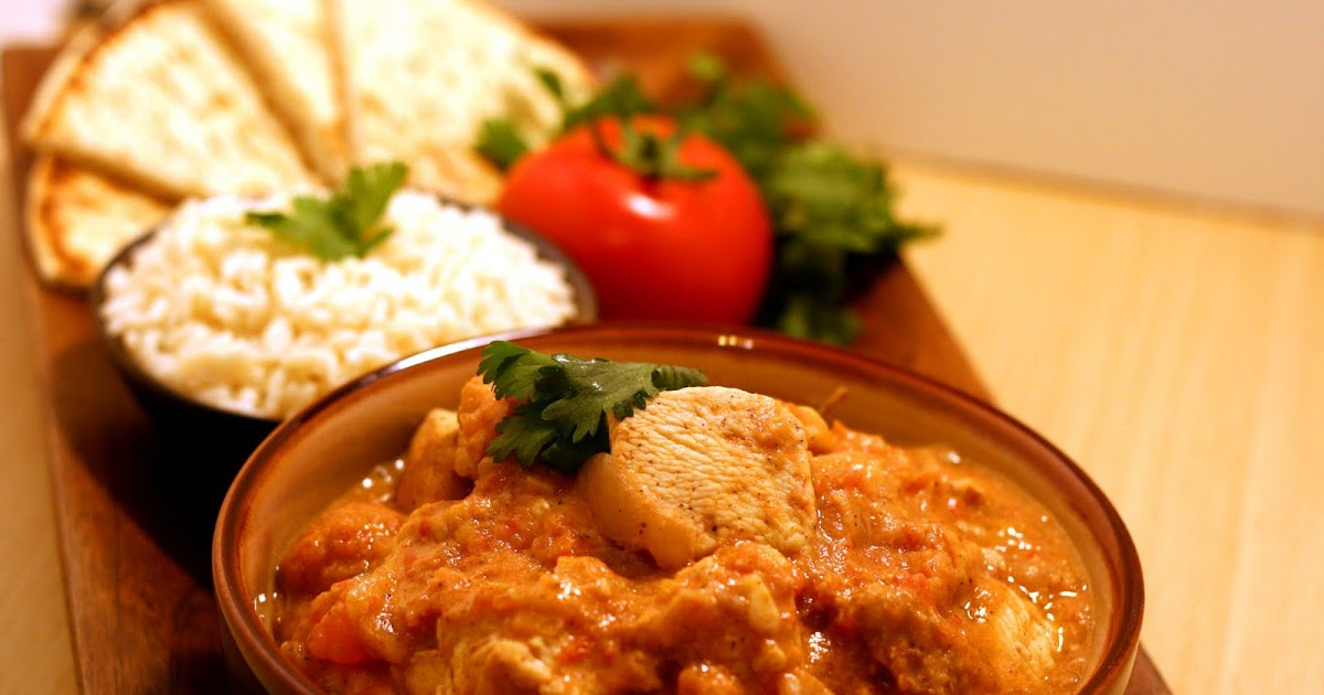 The tampa personal chef blog indian butter chicken recipe - Herve cuisine butter chicken ...