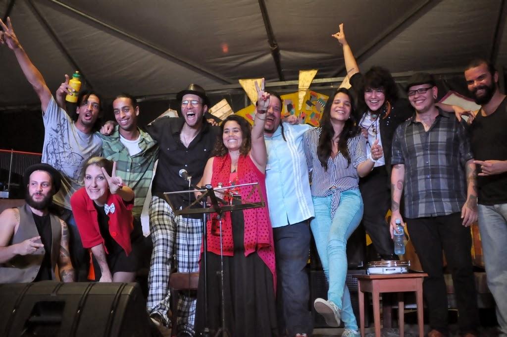 Artistas de todos os estilos comemoram a saudável mistura dos Zéz