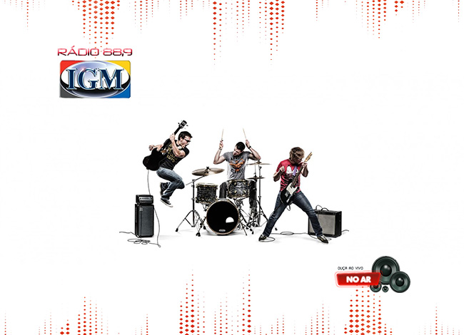 RÁDIO IGM FM 88,9