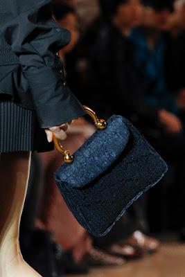 Paris Fashion Week: Miu Miu Spring/Summer 2012 Bags