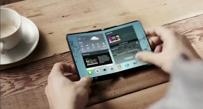 Samsung Unbreakable Display Prototype