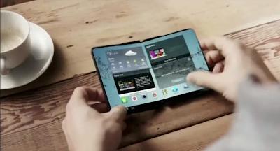 Samsung Unbreakable Display Prototype