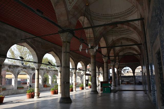 Rustem Pasa Mosque Istanbul