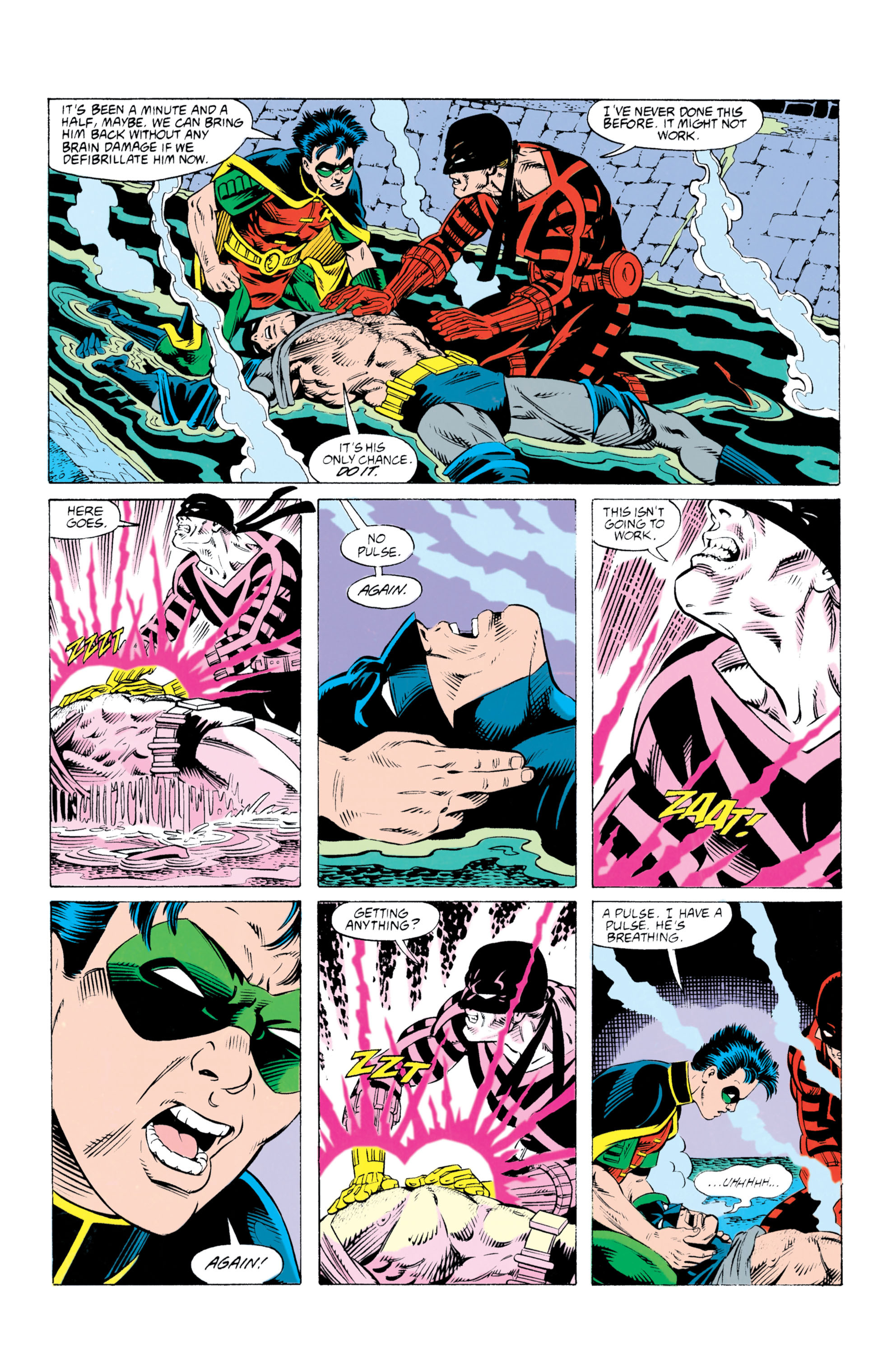 Detective Comics (1937) Issue #645 Page 6