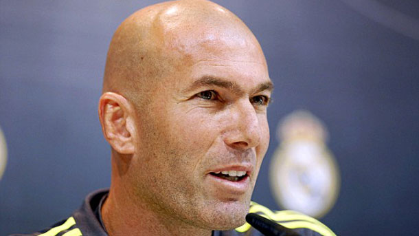 Zidane se deshizo en halagos hacia Cristiano Ronaldo