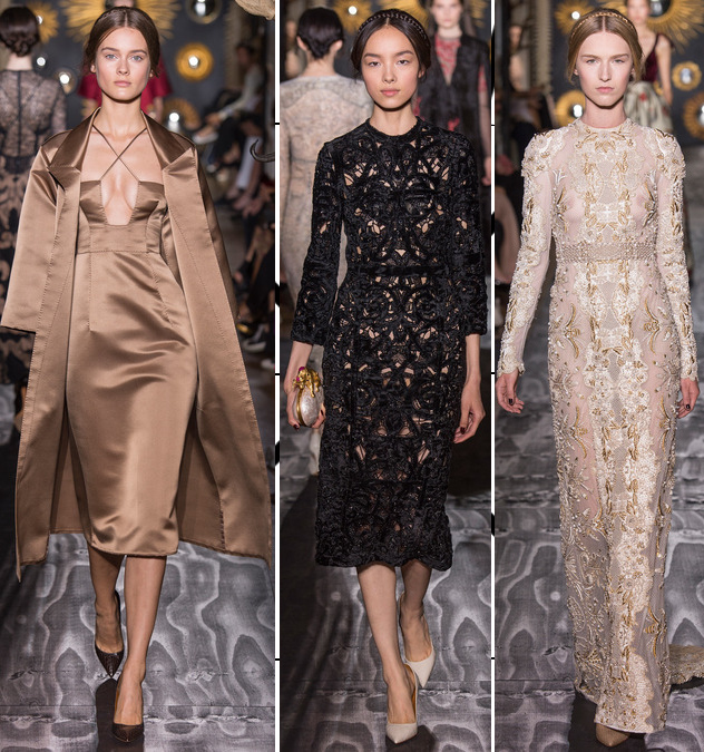 valentino fall 2013 couture collection dresses