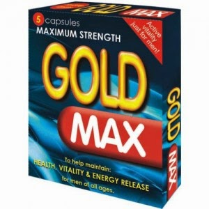 Estimulante sexual Gold Max 5 24.99 € IVA incluido. (5 capsulas.)