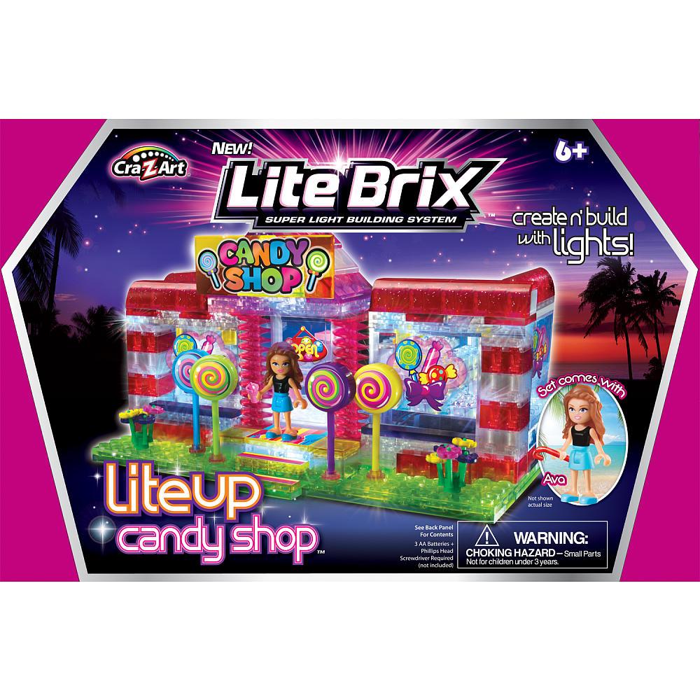 Brickstoy: Cra-Z-Art Lite Brix Lite Buidling Sets new arrival.