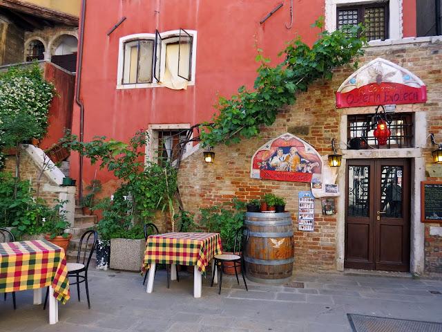 Venice restaurant