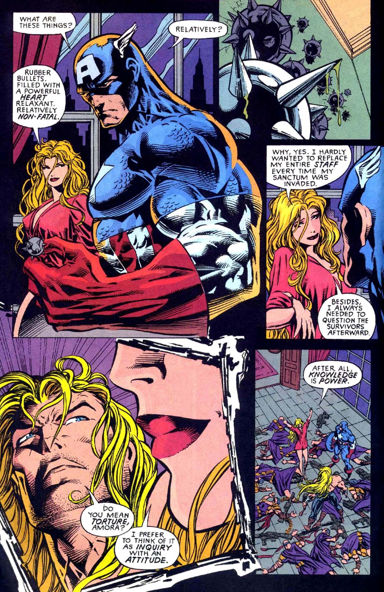 Captain America (1968) Issue #449b #404 - English 4