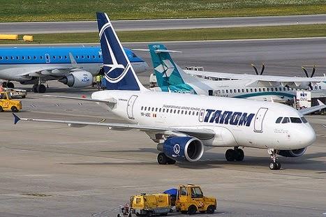 Tarom Airlines ~ Επιτρεπόμενα Όρια Αποσκευών.