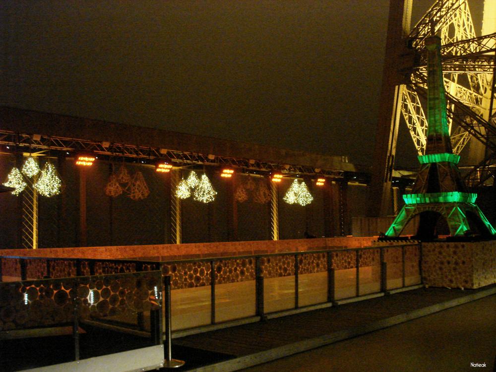 La Tour Eiffel Et Son Restaurant 58 Le Petit Monde De