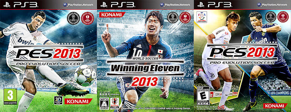 PES 2013 F.A.Q.