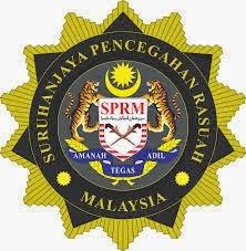 Jawatan Kerja Kosong Suruhanjaya Pencegahan Rasuah Malaysia (SPRM) logo www.ohjob.info