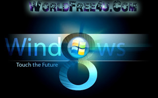 Cover Of Windows 8 Full Final Retails Version With Activator Free Download At WorldFree4u.Com