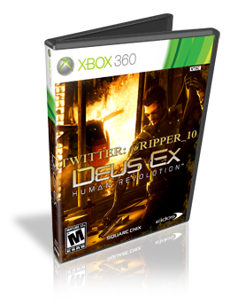 Download Deus Ex: Human Revolution Xbox 360 Region Free 2011