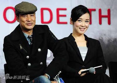 Simon Yam, Huang Bo, Yu Nan, Alec Su, Liang Jing. Simon Yam, Yu Nan