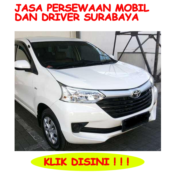 Jasa Persewaan Mobil dan Driver Surabaya