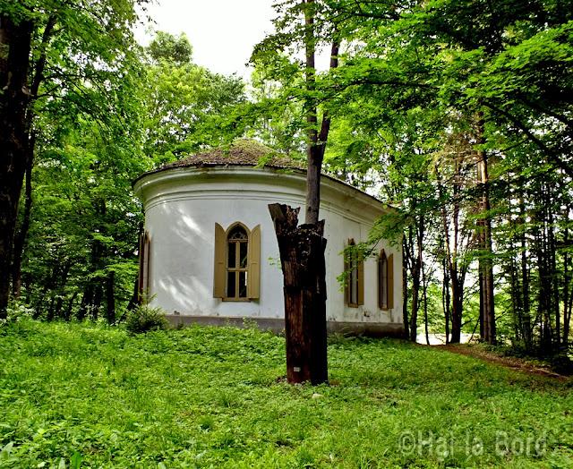 capela Szentkereszty arcus covasna