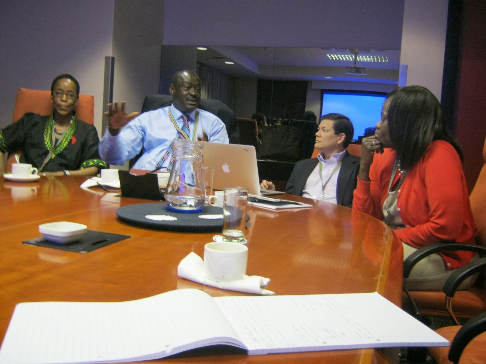 ACLI Meeting in Durban/South Africa