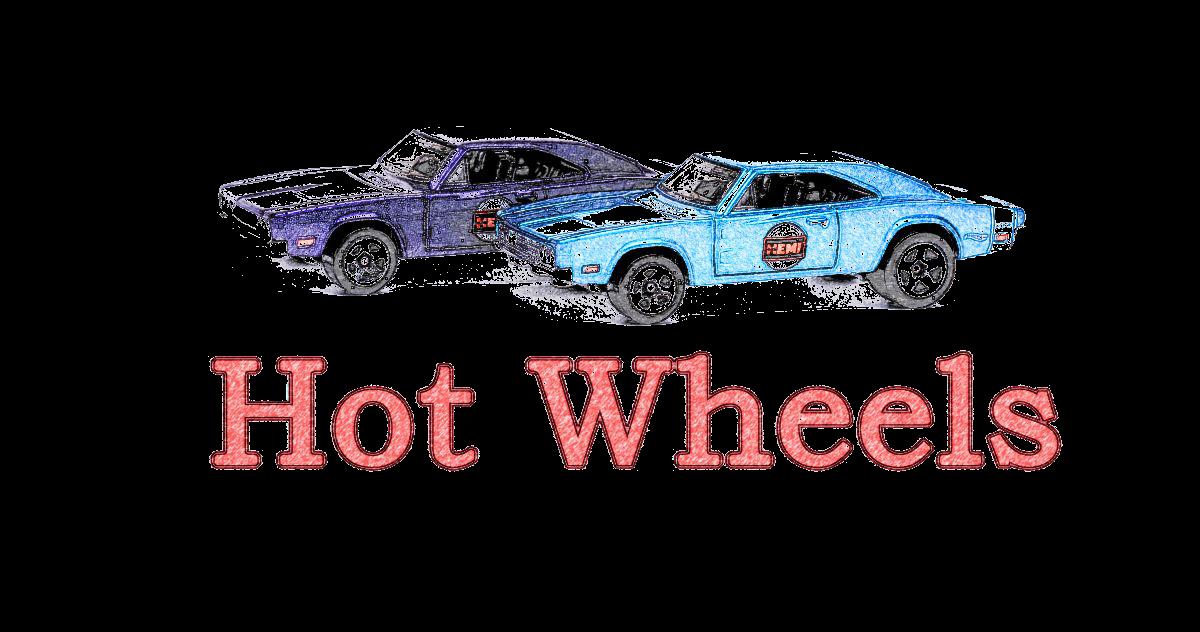 Moje Hot wheels